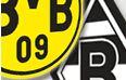BVB gegen Mönchengladbach