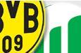 BVB gegen VfL Wolfsburg