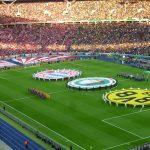 BVB gegen Bayern in Berlin
