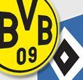 bvb gegen Hamburg