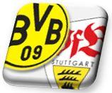 BVB gegen VfB Stuttgart
