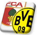 Augsburg gegen BVB groß