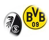 Freiburg gegen BVB