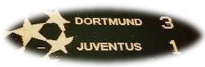 BVB gegen Juventus