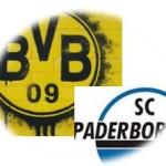 BVB gegen  Paderborn