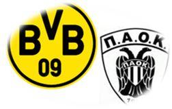BVB gegen Paok